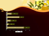 Olives and Oil PowerPoint Template#11