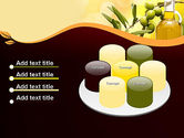 Olives and Oil PowerPoint Template#12