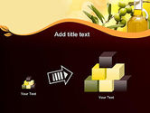 Olives and Oil PowerPoint Template#13