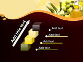 Olives and Oil PowerPoint Template#14