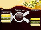 Olives and Oil PowerPoint Template#15