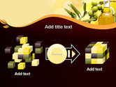 Olives and Oil PowerPoint Template#17