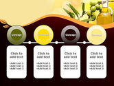 Olives and Oil PowerPoint Template#5