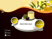 Olives and Oil PowerPoint Template#6