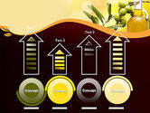Olives and Oil PowerPoint Template#7