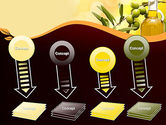 Olives and Oil PowerPoint Template#8