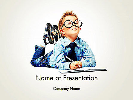 Professional Approach PowerPoint Template, 11918, Education & Training — PoweredTemplate.com