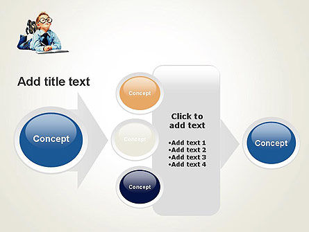 Professional Approach PowerPoint Template Slide 17