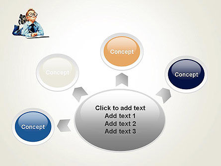 Professional Approach PowerPoint Template Slide 7