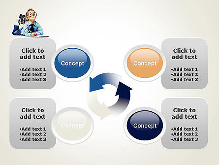 Professional Approach PowerPoint Template Slide 9