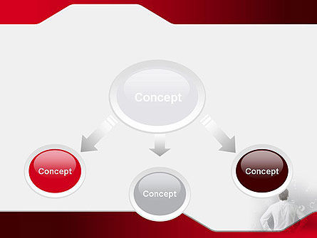 Problems and Questions PowerPoint Template, Slide 4, 11919, Consulting — PoweredTemplate.com
