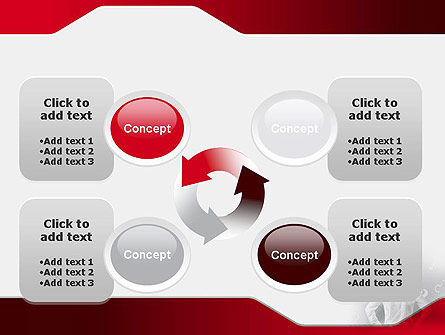 Problems and Questions PowerPoint Template Slide 9
