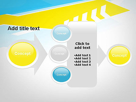 Abstract Acute Angles PowerPoint Template Slide 17