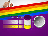 Gay Couple PowerPoint Template#11