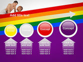 Gay Couple PowerPoint Template#13