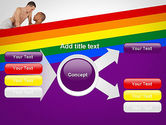 Gay Couple PowerPoint Template#14