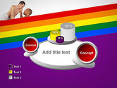 Gay Couple PowerPoint Template#16