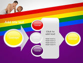 Gay Couple PowerPoint Template#17