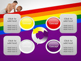 Gay Couple PowerPoint Template#9
