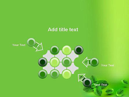 Mint Green Background PowerPoint Template Slide 10