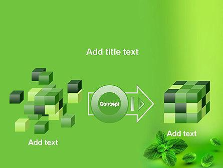 Mint Green Background PowerPoint Template Slide 17