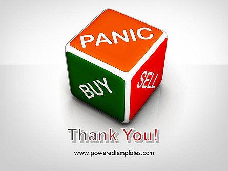 Market Volatility PowerPoint Template Slide 20