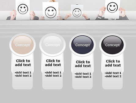 Keep Employees Happy PowerPoint Template Slide 5