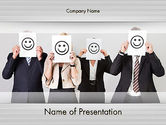 Careers/Industry: Keep Employees Happy PowerPoint Template #11930