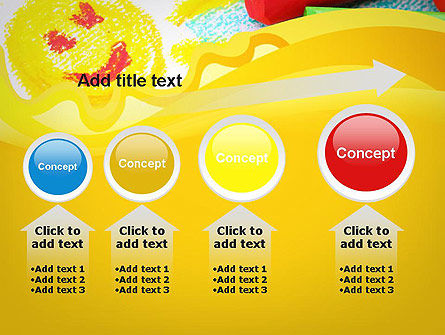 Early Childhood Art PowerPoint Template Slide 13