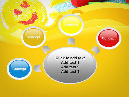 Early Childhood Art PowerPoint Template Slide 7