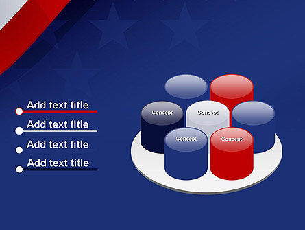4th July Theme PowerPoint Template Slide 12