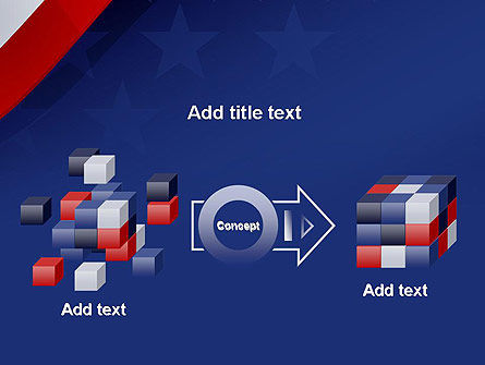 4th July Theme PowerPoint Template Slide 17