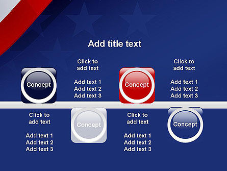 4th July Theme PowerPoint Template Slide 18