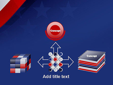 4th July Theme PowerPoint Template Slide 19