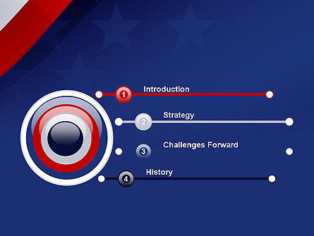 4th July Theme PowerPoint Template Slide 3