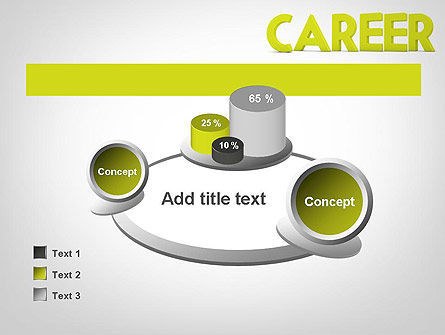 Word CAREER PowerPoint Template Slide 16