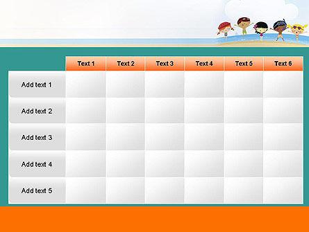 Summer Fun PowerPoint Template Slide 15