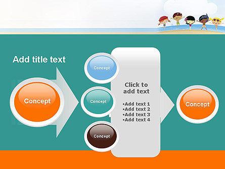 Summer Fun PowerPoint Template Slide 17