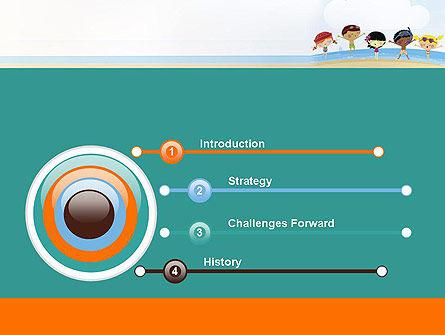 Summer Fun PowerPoint Template Slide 3