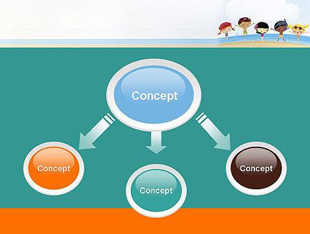 Summer Fun PowerPoint Template Slide 4