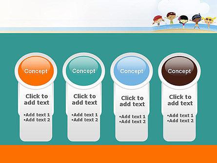 Summer Fun PowerPoint Template Slide 5