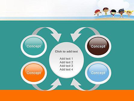 Summer Fun PowerPoint Template Slide 6