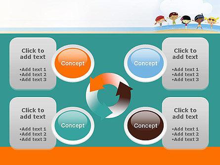 Summer Fun PowerPoint Template Slide 9