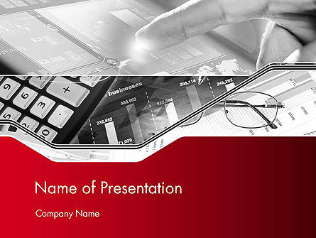 Accounting Analysis PowerPoint Template