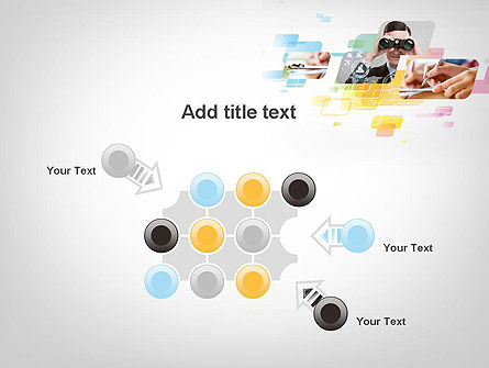 Abstract Business Theme PowerPoint Template Slide 10