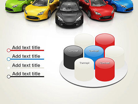 New Cars PowerPoint Template Slide 12