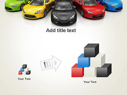 New Cars PowerPoint Template Slide 13