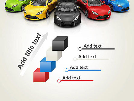 New Cars PowerPoint Template Slide 14