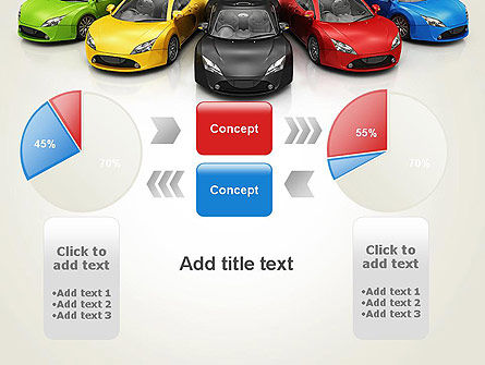 New Cars PowerPoint Template Slide 16