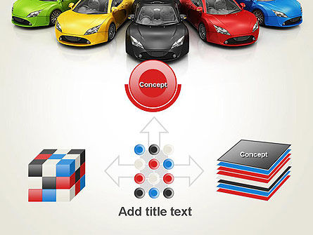 New Cars PowerPoint Template Slide 19